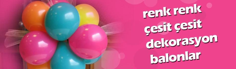 dekorasyon balon